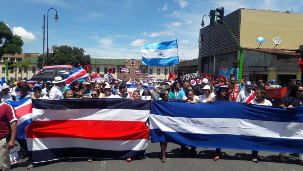 Herencia de Nicaragüenses en CostaRica