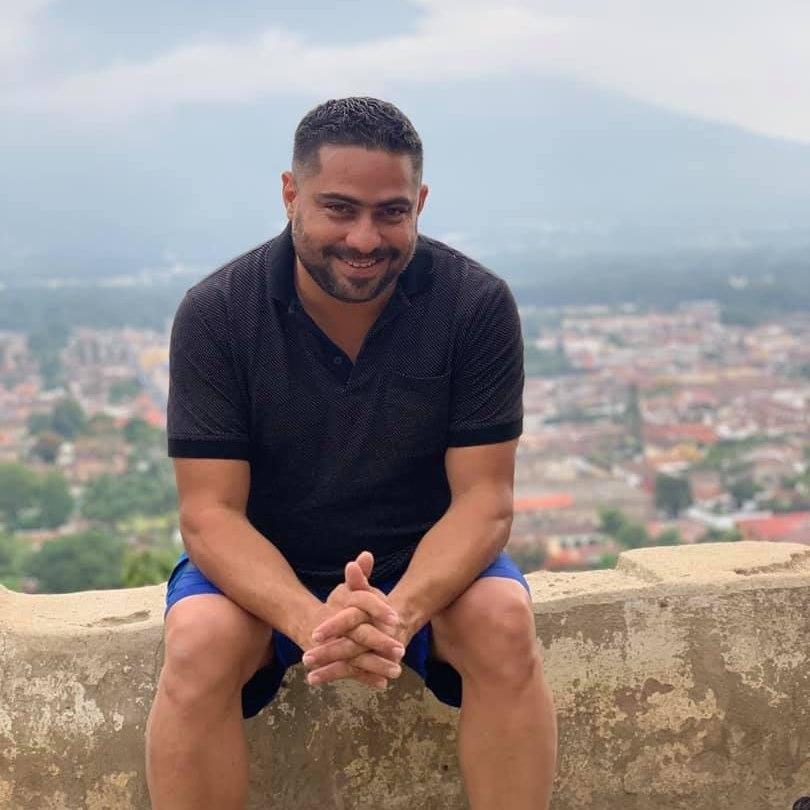 En Costa Rica, reconocido periodista de Canal 7 habla sobre RigobertoCabezas