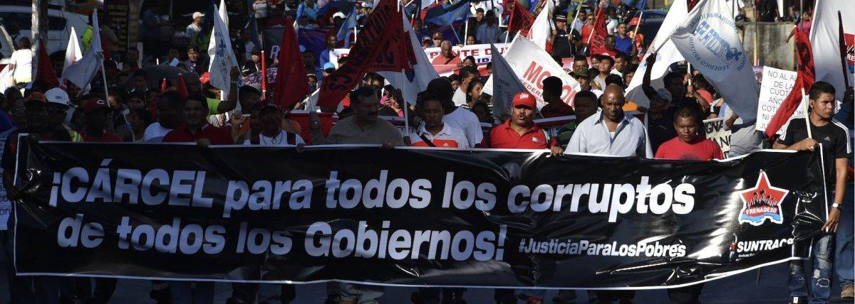 Combatirán actos de corrupción desde CostaRica