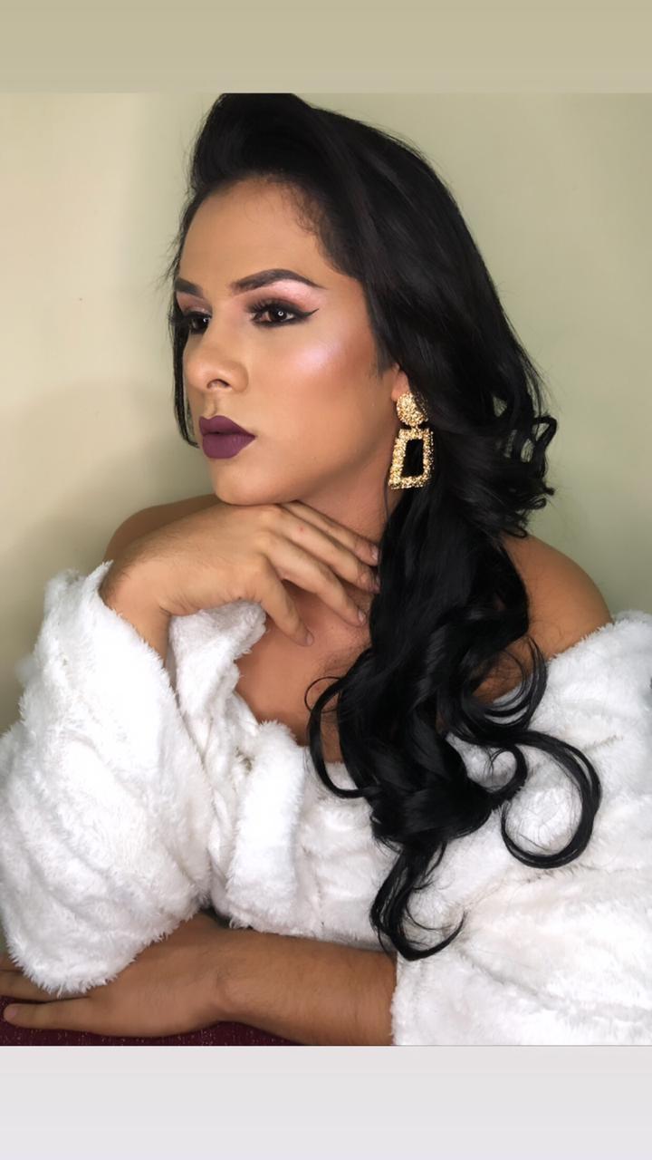 "kendall briones candidata a Miss Glamour Gay León 2020  ""preocupa el tema ambiental"""