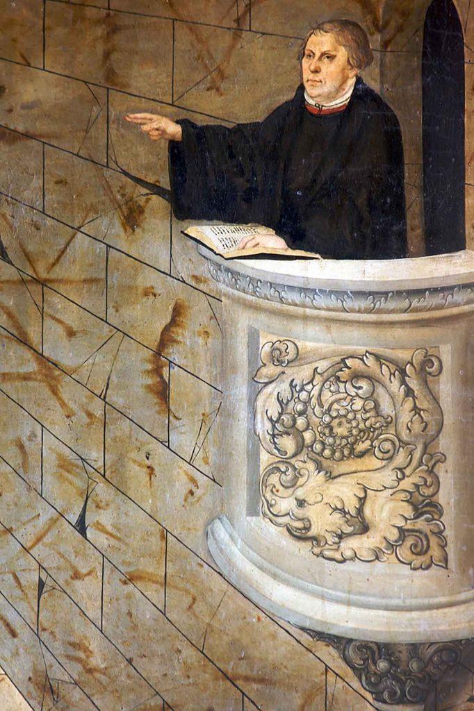 Que hubiera hecho Martin Luther contra pesteCORONAVIRUS
