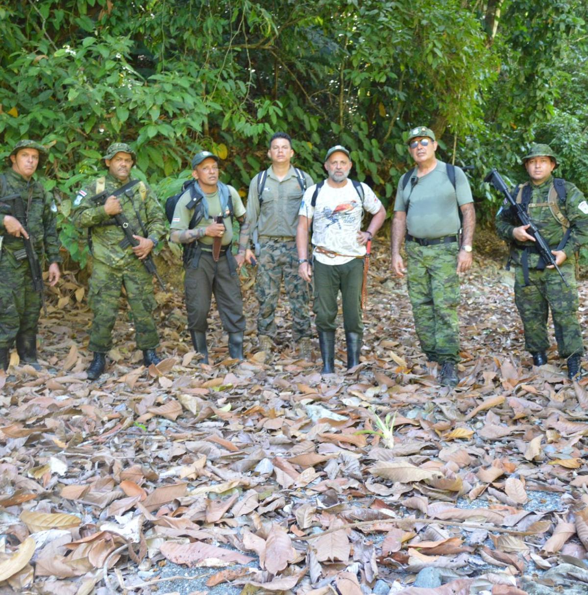 En Costa Rica, arrestan a nicaragüense  orero ilegal y desarticulan grupo organizado enCorcovado
